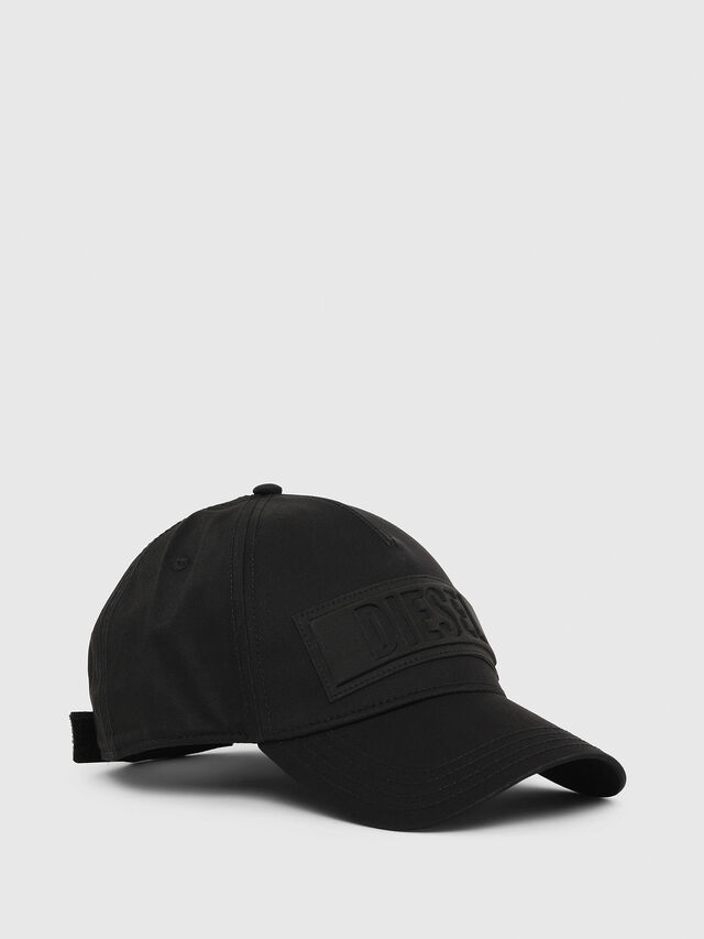 Diesel - C-SEL, Black - Caps - Image 1