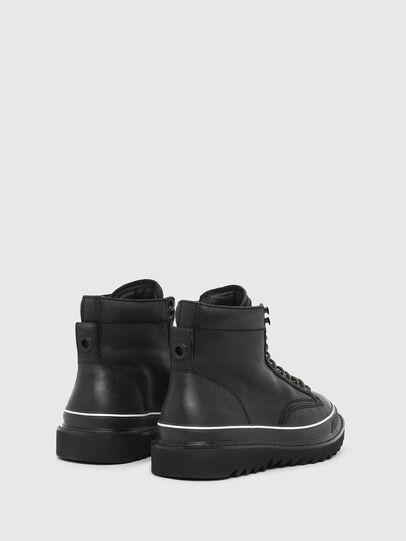 Diesel - H-SHIROKI DMBB, Black - Sneakers - Image 3