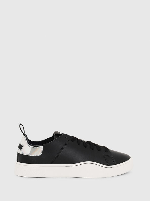 S-CLEVER LS W, Black/Silver - Sneakers