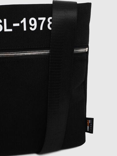 Diesel - F-URBHANITY CROSS ZP, Black - Crossbody Bags - Image 6