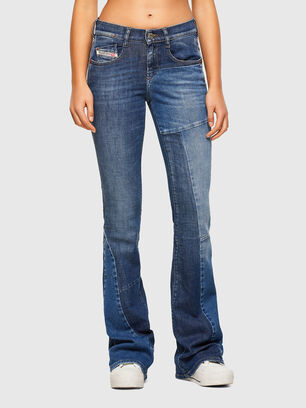 D-Ebbey 009NP, Medium blue - Jeans