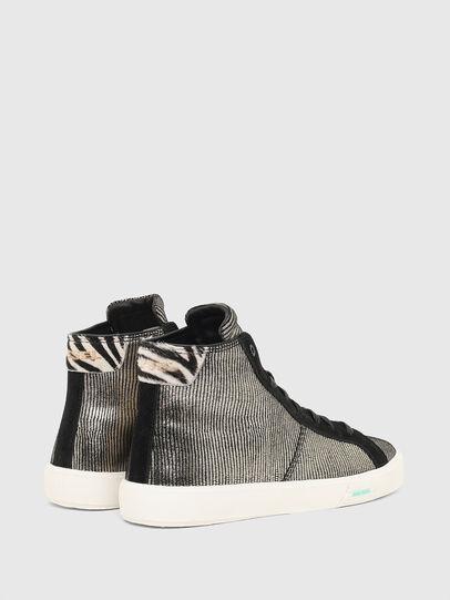 Diesel - S-MYDORI MC W, Grey/Black - Sneakers - Image 3