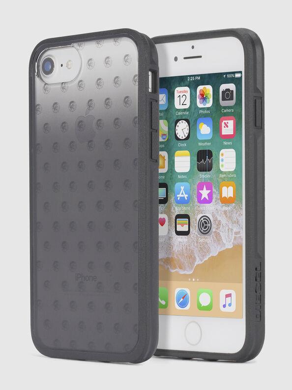 MOHICAN HEAD DOTS BLACK IPHONE 8 PLUS/7 PLUS/6s PLUS/6 PLUS CASE,  - Cases
