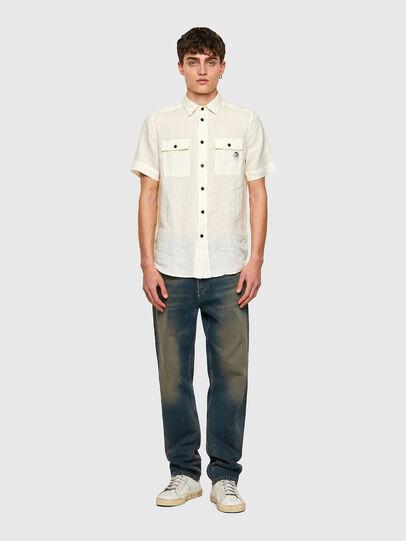 Diesel - S-KIRU, White - Shirts - Image 4