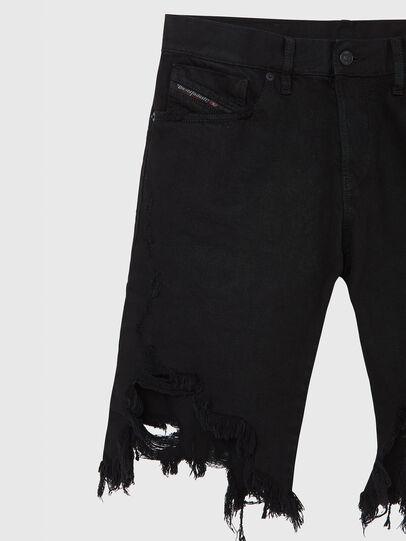 Diesel - D-KRASY, Black - Shorts - Image 3