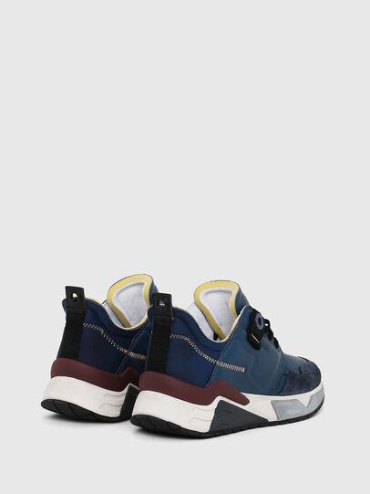 Diesel - S-BRENTHA LC, Blue - Sneakers - Image 3
