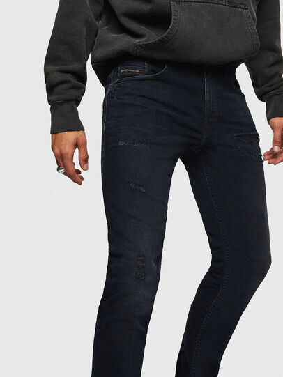 Diesel - Thommer 069GM, Black/Dark grey - Jeans - Image 5