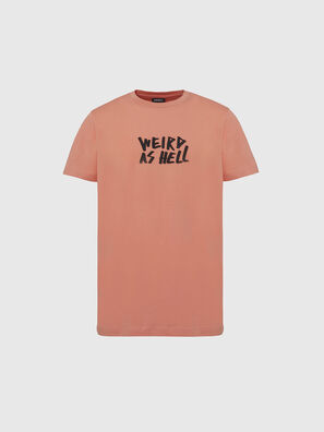 T-DIEGOS-X45, Pink - T-Shirts