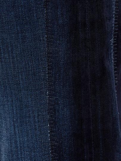 Diesel - D-Vider 009KU, Dark Blue - Jeans - Image 5