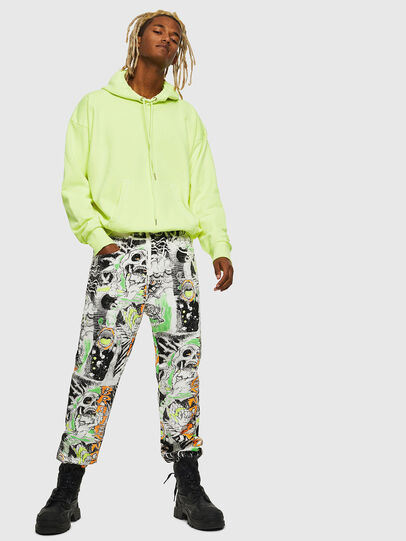 Diesel - S-ALBY-FLUO,  - Sweaters - Image 7