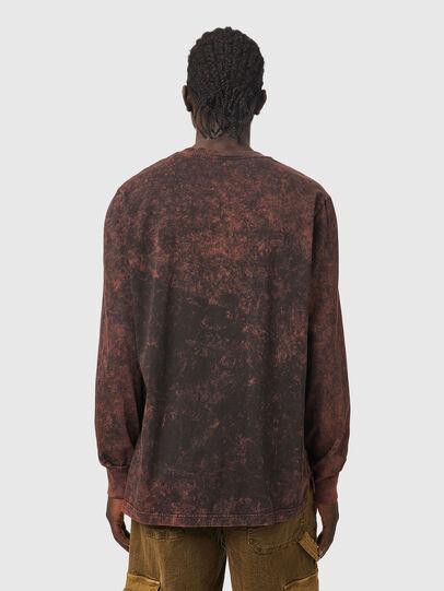 Diesel - T-GLYN, Black/Brown - T-Shirts - Image 2