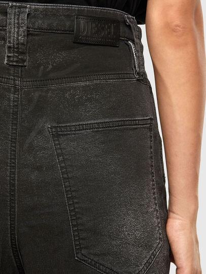 Diesel - D-Plata JoggJeans 009DS, Black/Dark grey - Jeans - Image 4