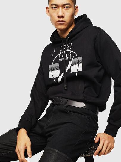 Diesel - S-GIRK-HOOD-J5,  - Sweaters - Image 4