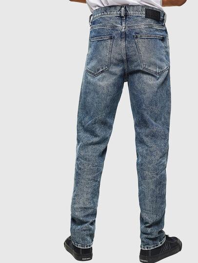 Diesel - D-Macs 0097G, Medium blue - Jeans - Image 2