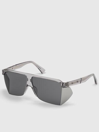 Diesel - DL0319, Grey - Sunglasses - Image 2