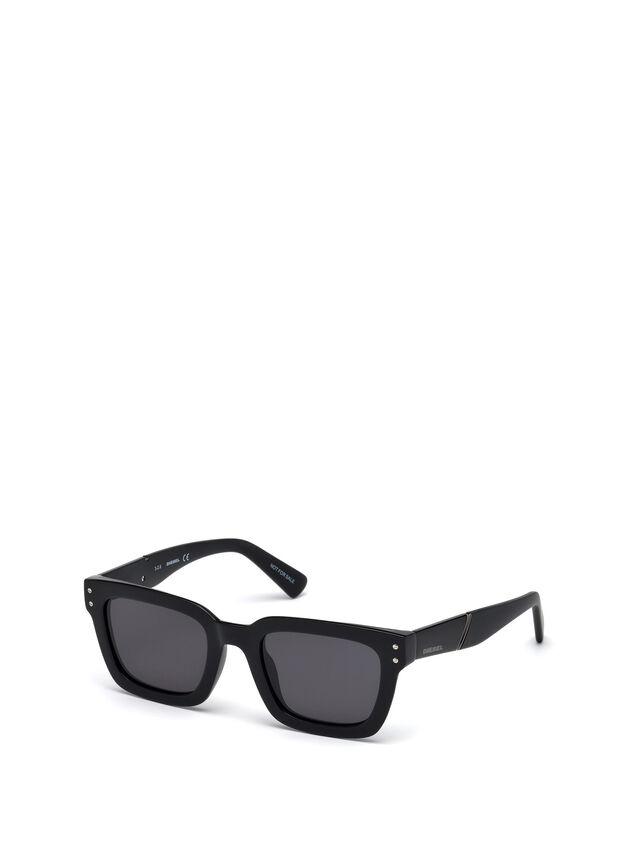 Diesel - DL0231, Black - Eyewear - Image 4