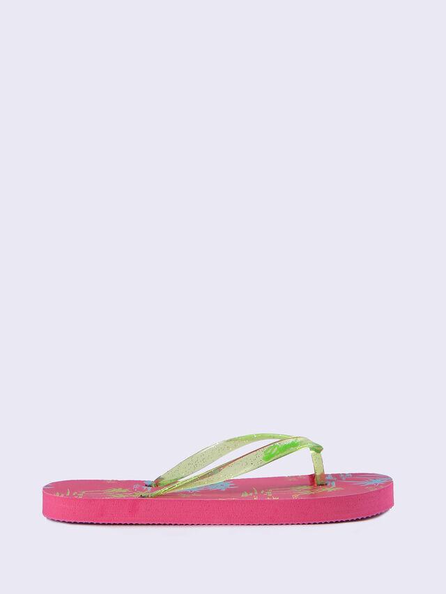 FF13 PALM YO, Hot pink