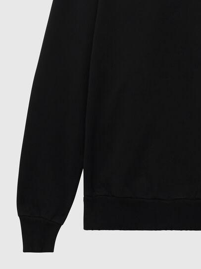 Diesel - S-GIR-DIV-P, Black - Sweaters - Image 4