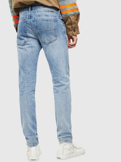 Diesel - D-Bazer 0095V, Light Blue - Jeans - Image 2