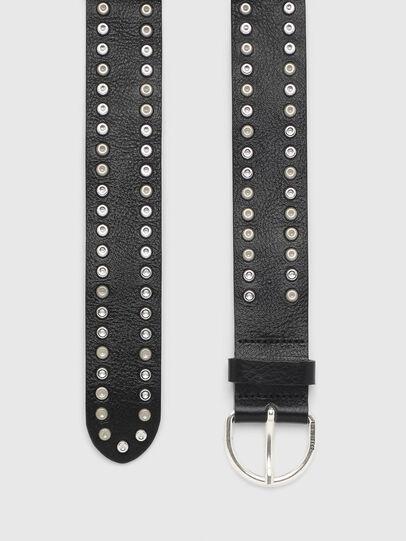 Diesel - B-GUA', Black - Belts - Image 3