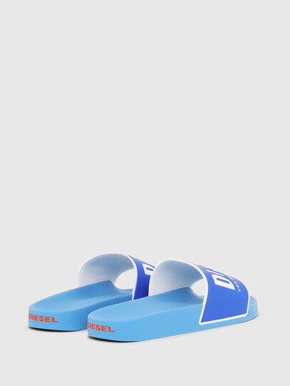 Diesel - SA-VALLA, Azure - Slippers - Image 3