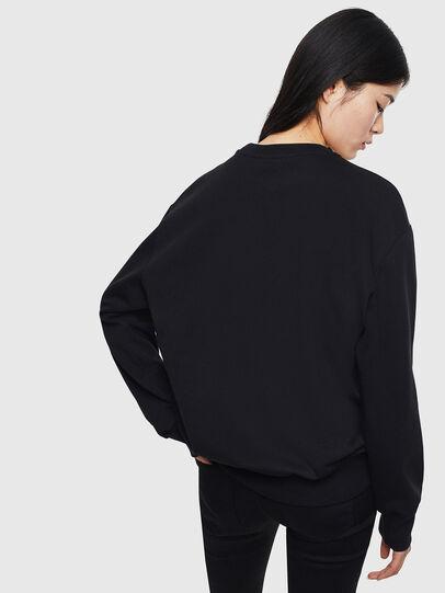 Diesel - S-BIAY-S1, Black - Sweaters - Image 3