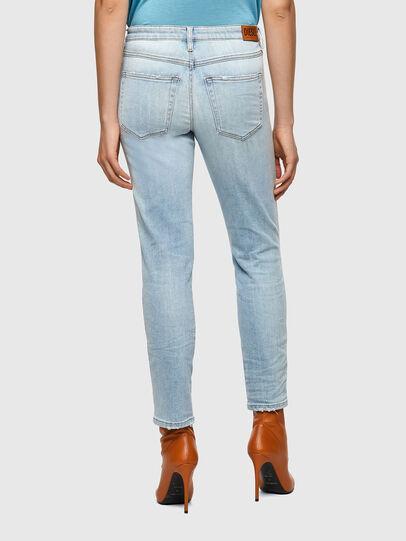 Diesel - Babhila 009ZZ, Light Blue - Jeans - Image 2