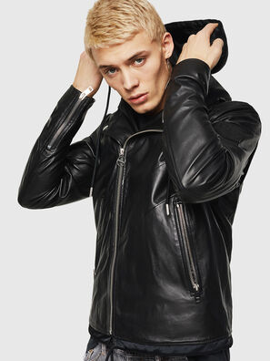L-SOLOVE,  - Leather jackets