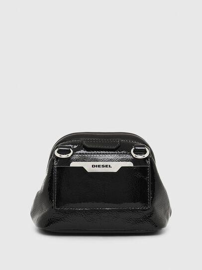 Diesel - CUTYE, Black - Crossbody Bags - Image 2