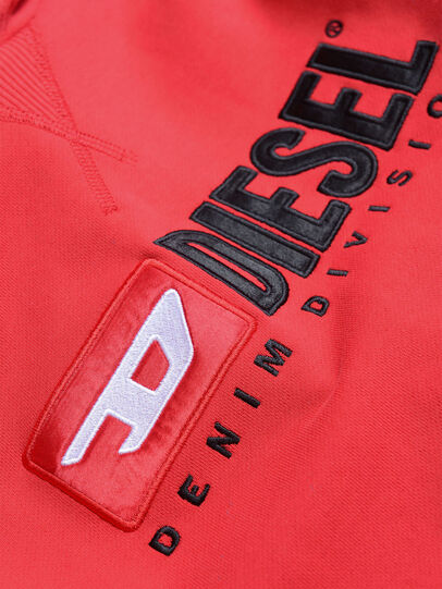 Diesel - SDINIEA, Red - Sweaters - Image 3