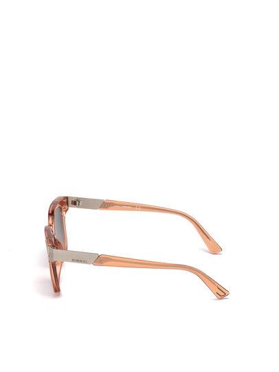 Diesel - DL0232, Peach - Sunglasses - Image 3