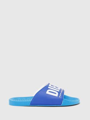 FF 01 SLIPPER CH, Blue - Footwear