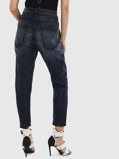 Diesel - Fayza JoggJeans 069MD, Dark Blue - Jeans - Image 2