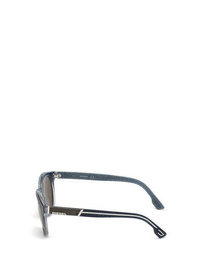 Diesel - DM0199, Green - Sunglasses - Image 3