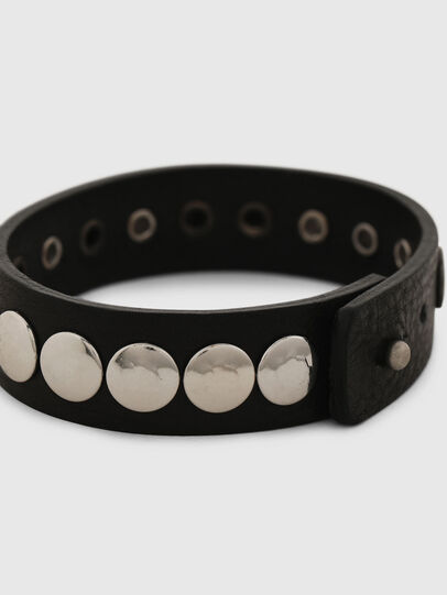 Diesel - A-MEOLO, Black - Bijoux and Gadgets - Image 2