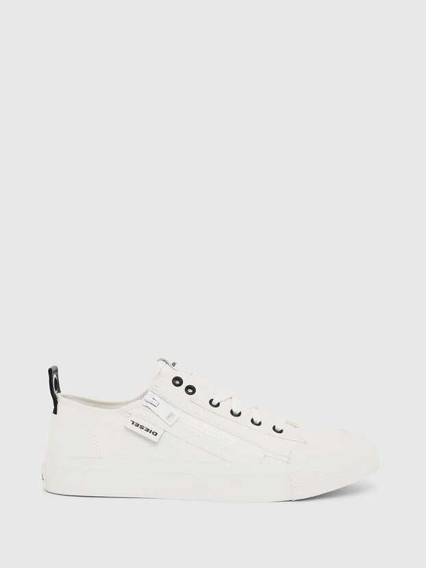 S-ASTICO LOW ZIP W, White - Sneakers