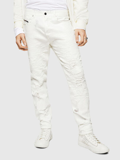 Diesel - Mharky 069GY, White - Jeans - Image 1