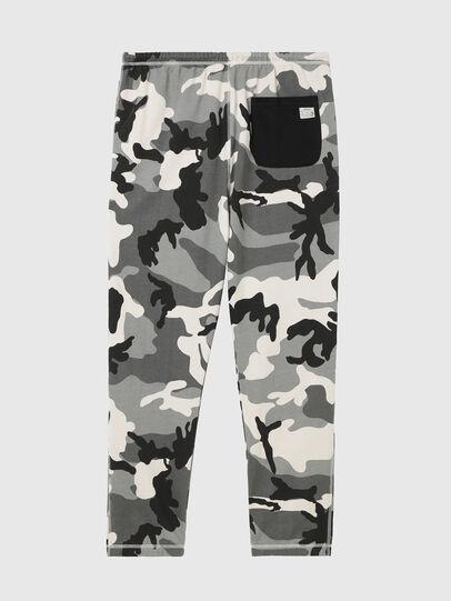 Diesel - UMLB-PETER, Grey/Black - Pants - Image 2