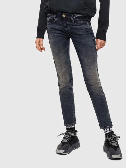 Diesel - D-Ollies JoggJeans 069GD, Dark Blue - Jeans - Image 1