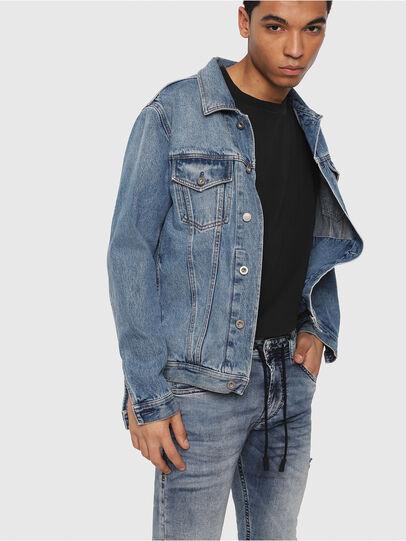 Diesel - Thommer JoggJeans 069FC, Medium blue - Jeans - Image 3