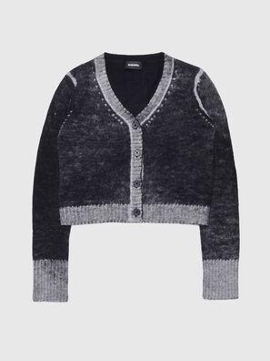 KBUSTY, Black/Grey - Knitwear