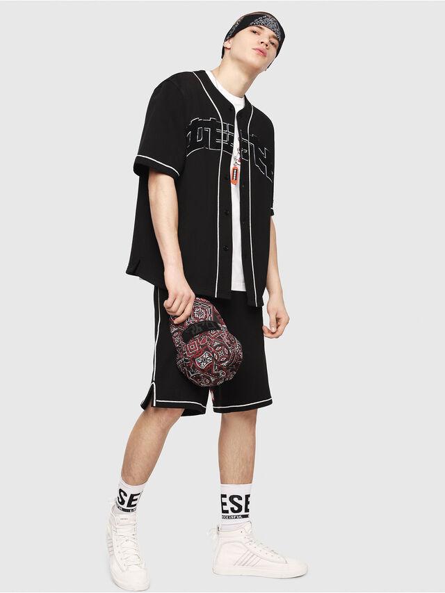 Diesel - S-KAEDE, Black - Sweaters - Image 6