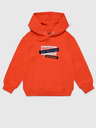 Diesel - SONELGET OVER, Orange - Sweaters - Image 1