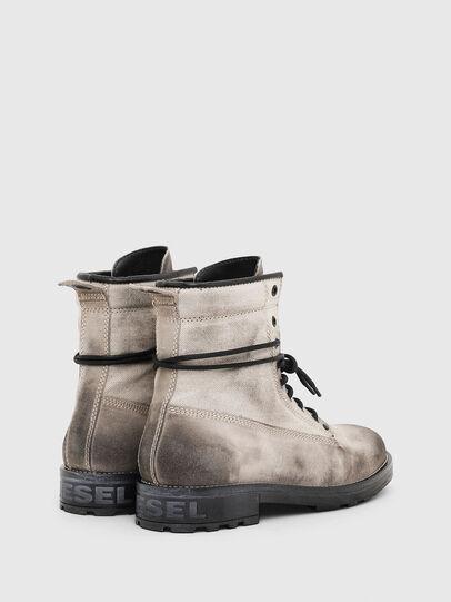 Diesel - D-THROUPER DBB, Grey - Boots - Image 3
