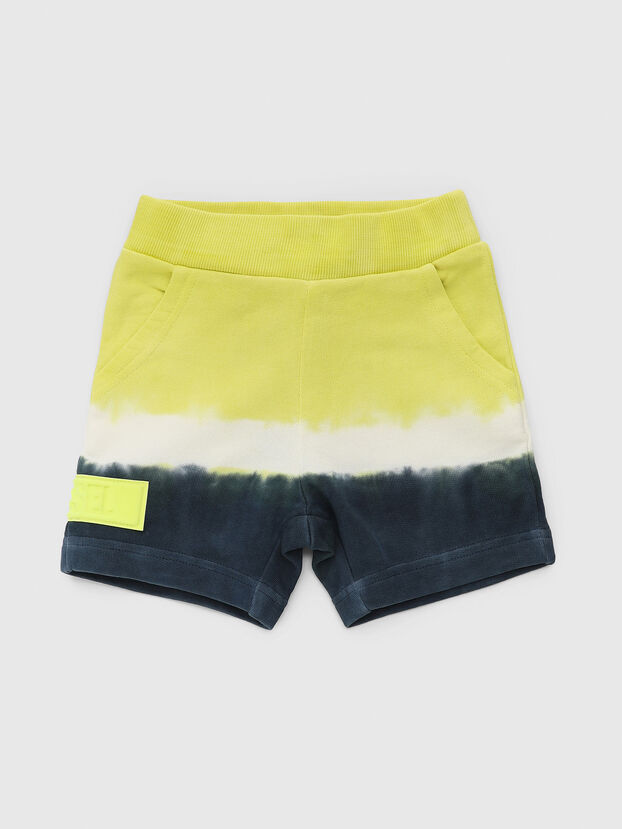 PDEEPB, Blue/Yellow - Shorts
