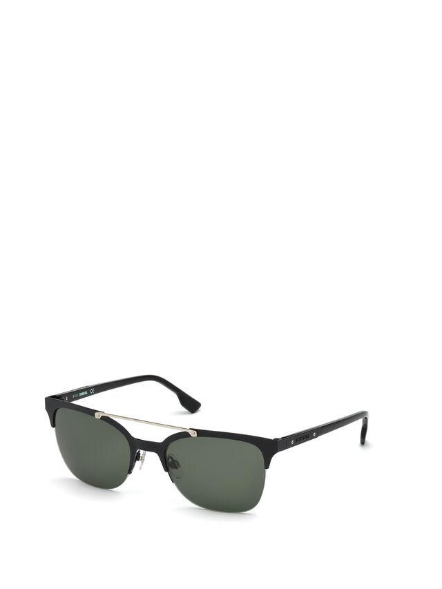Diesel DL0215, Black - Eyewear - Image 4
