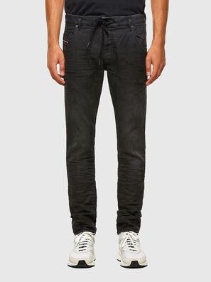 KROOLEY JoggJeans® 069QL, Black/Dark grey - Jeans