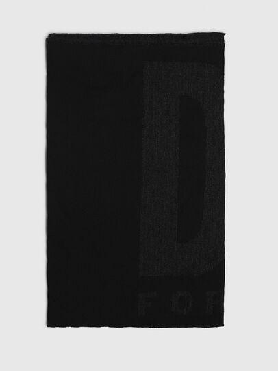 Diesel - SDIELY, Black - Scarf - Image 1