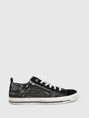 EXPO-ZIP LOW, Black - Sneakers