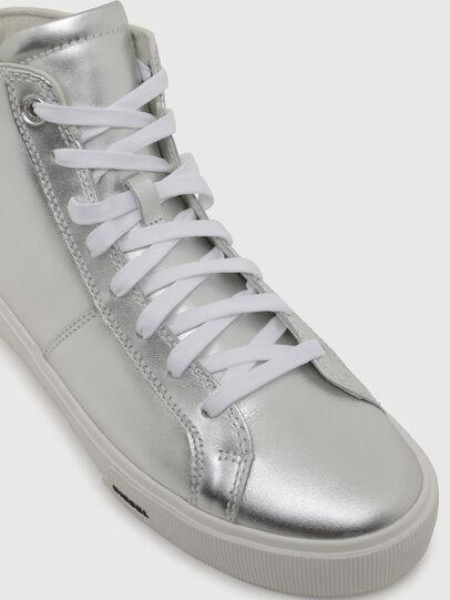 Diesel - S-MYDORI MC W, Silver - Sneakers - Image 6